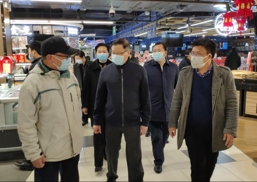 【聚焦】湖北省委书记应勇点赞居然之家旗下武汉中商保