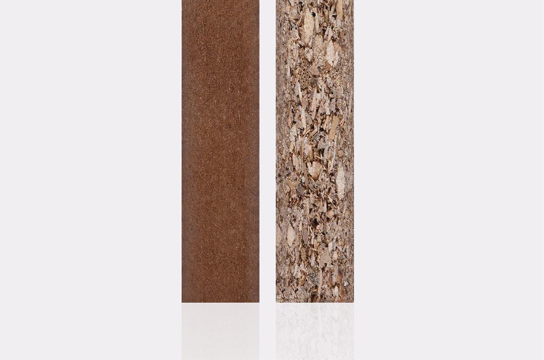 百得胜每一块板材历经180度高温高压,从源头杜绝衣柜长