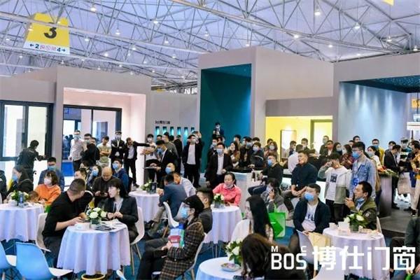 博仕门窗丨首届中国(成都)门窗博览会现场直击