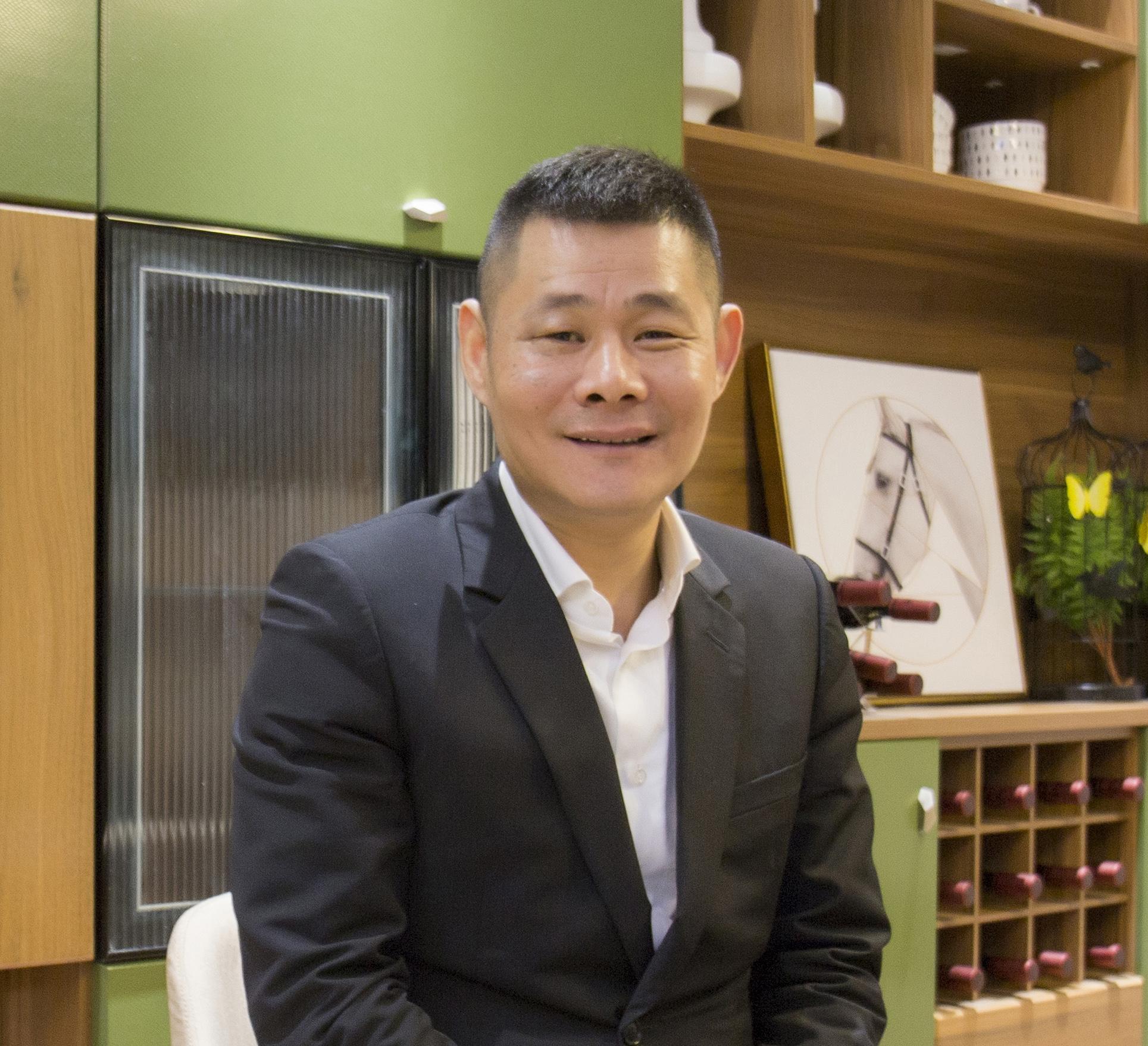 """大王椰集团董事长顾国良:""""健康""""将成为板材行业竞争"""